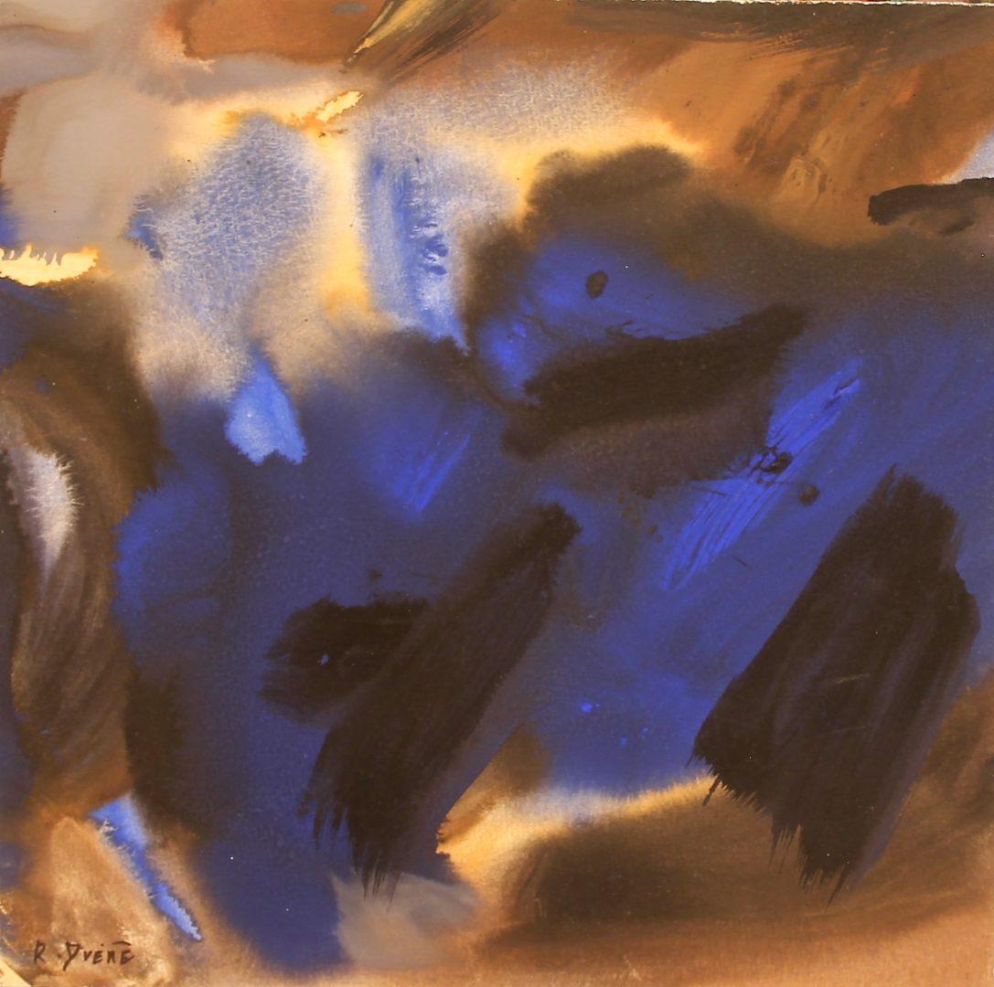 René-Quéré-15-Bleu-et-noir-32.5x32.5